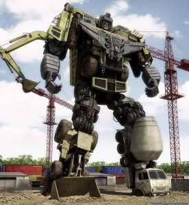 Transformers-Devastator